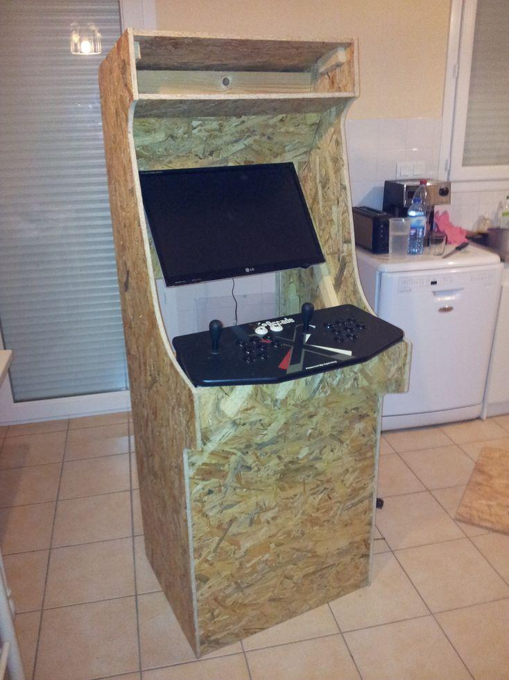 Hfs play afficher le sujet galerie mix borne 2 - Borne d arcade maison ...